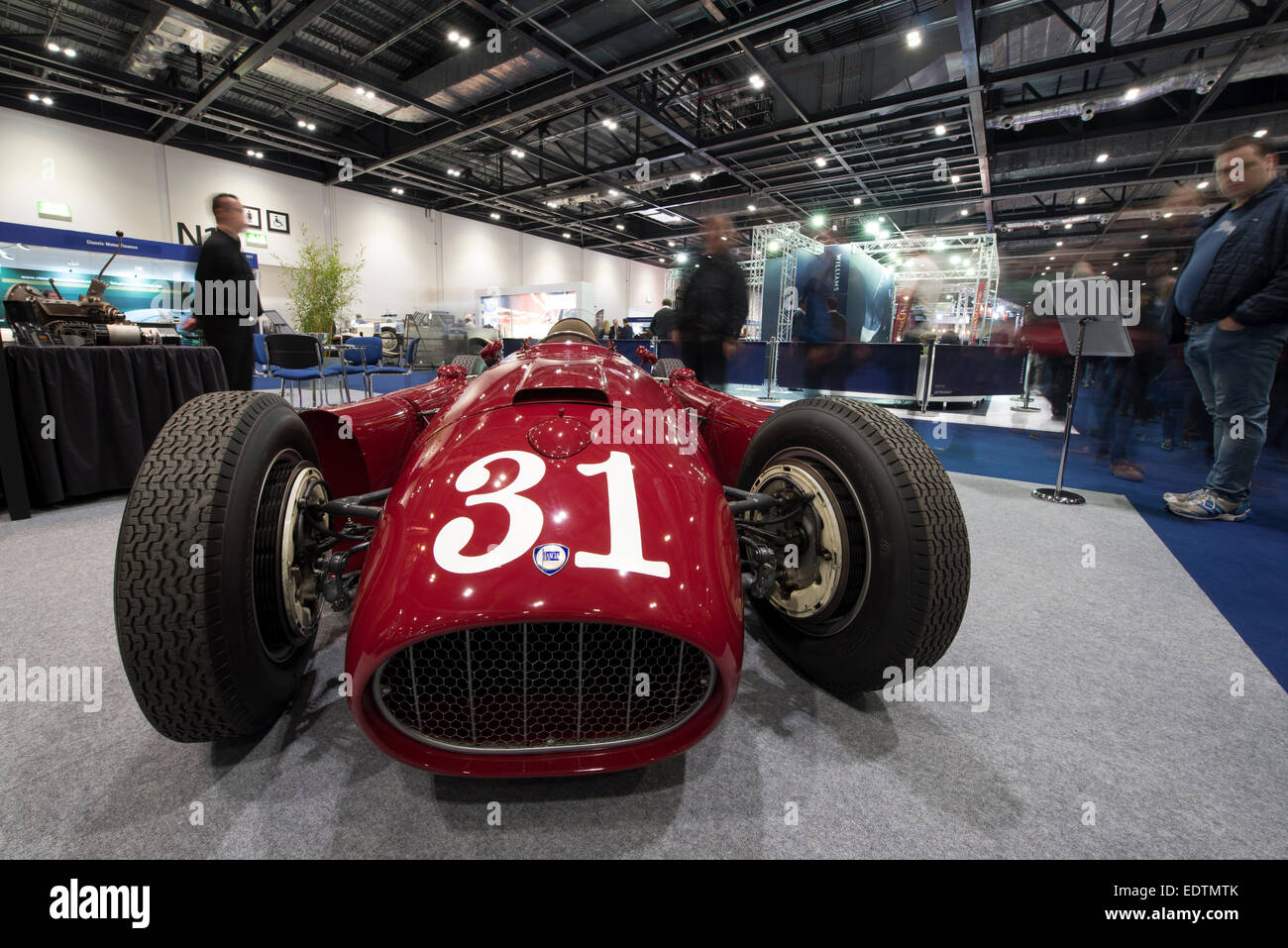 Lancia d50 stock photos lancia d50 stock images alamy iconic lancia ferrari d50 recreation by jim stokes workshops in the classic car show at vanachro Gallery
