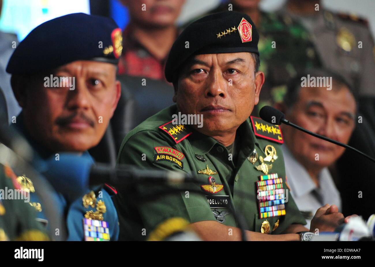 Pangkalan Bun Indonesia  city photos : Pangkalan Bun, Indonesia. 10th Jan, 2015. Indonesian Armed Forces ...