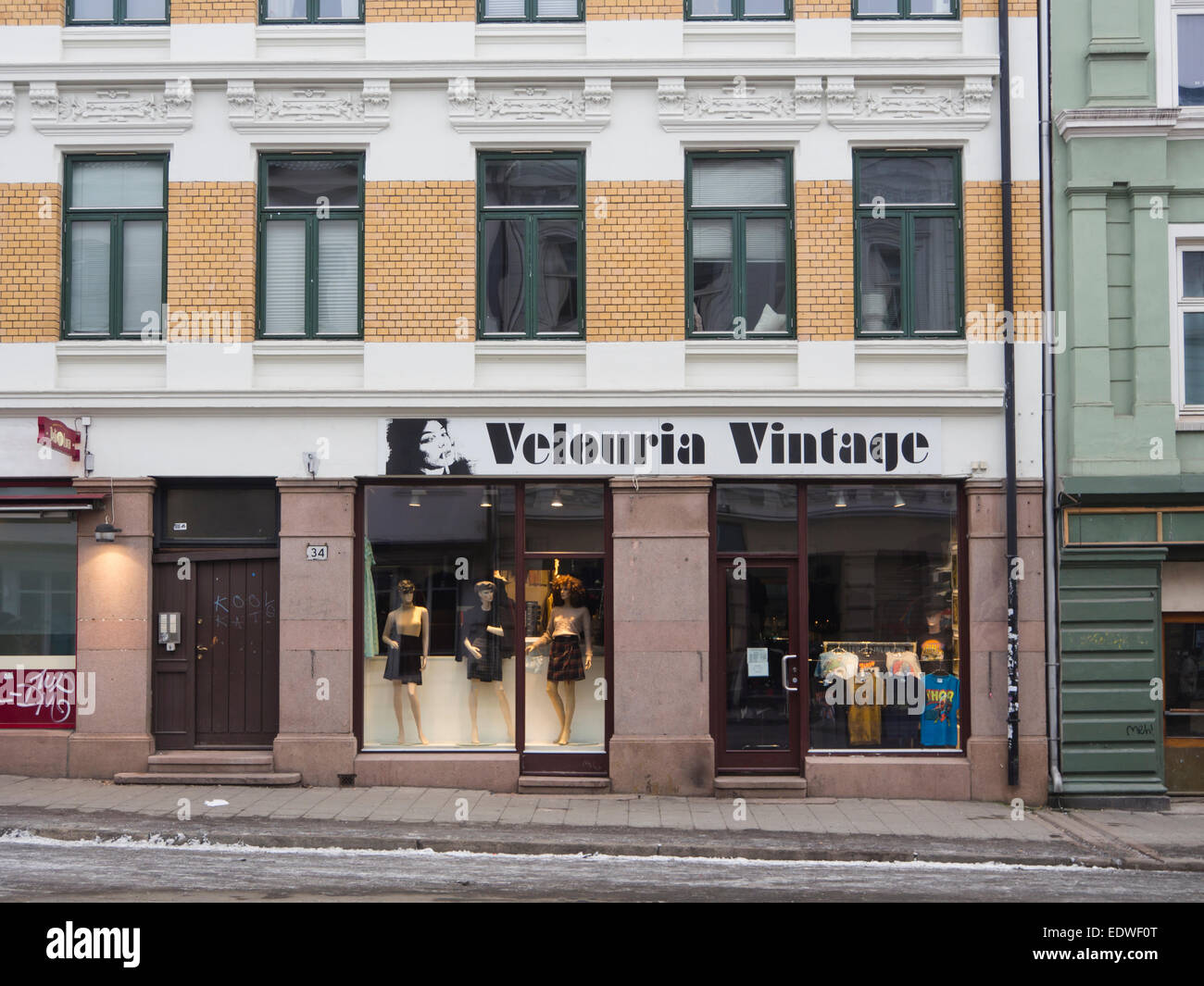 Norway clothing stores online
