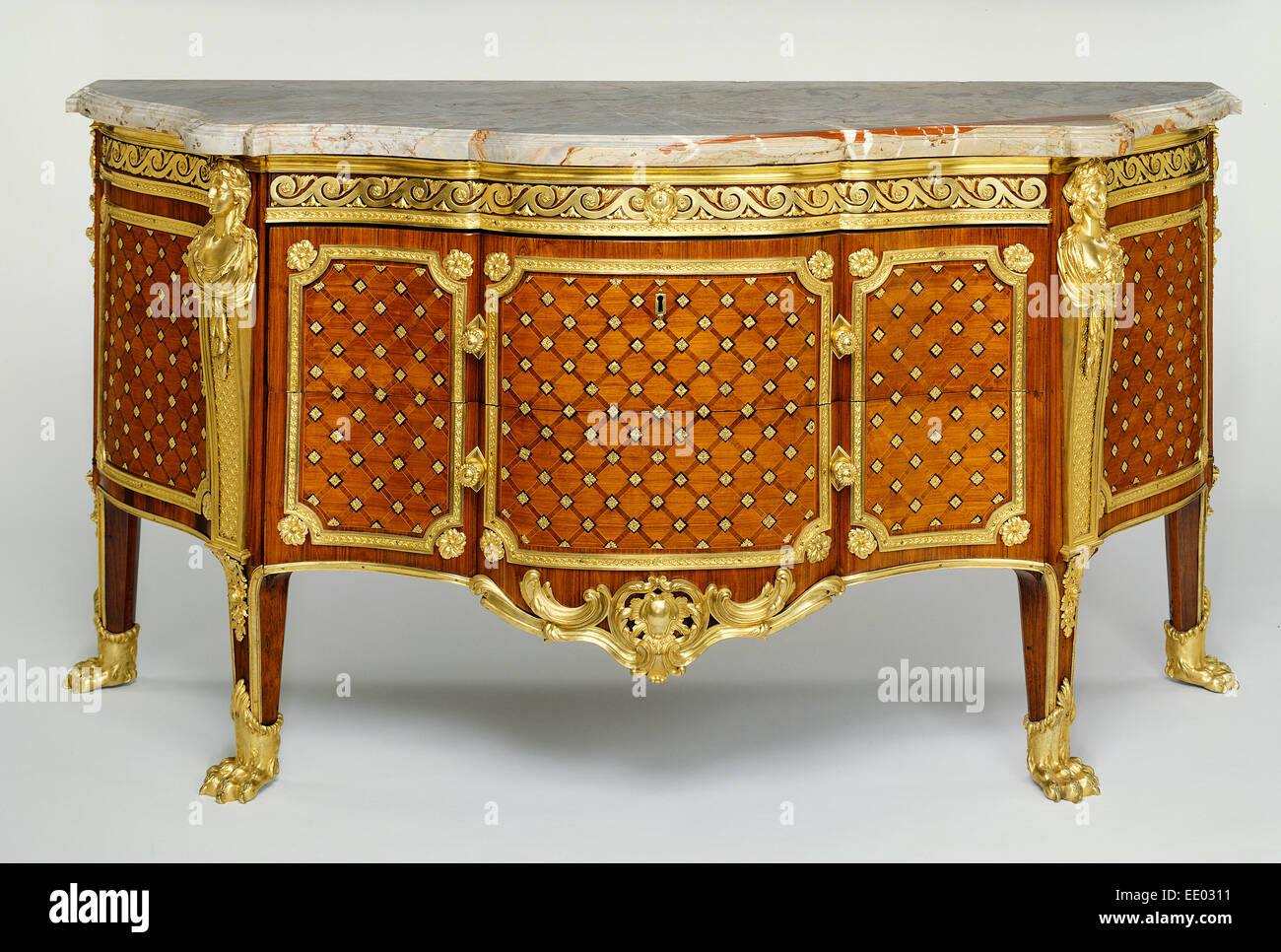 Commode gilles joubert french 1689 1775 paris for Gilles emond meuble