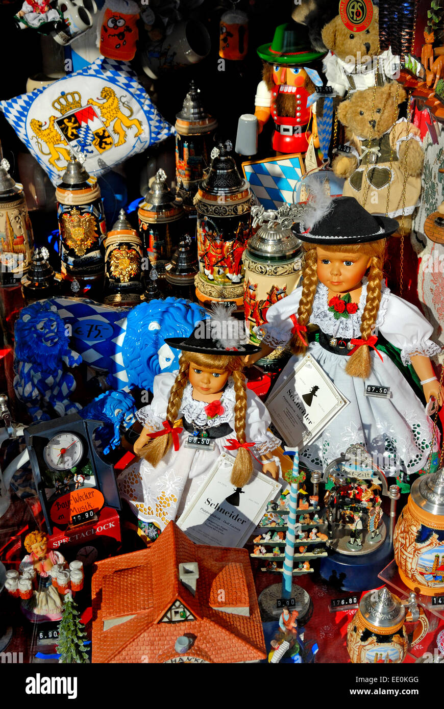 Bavarian Christmas Ornaments