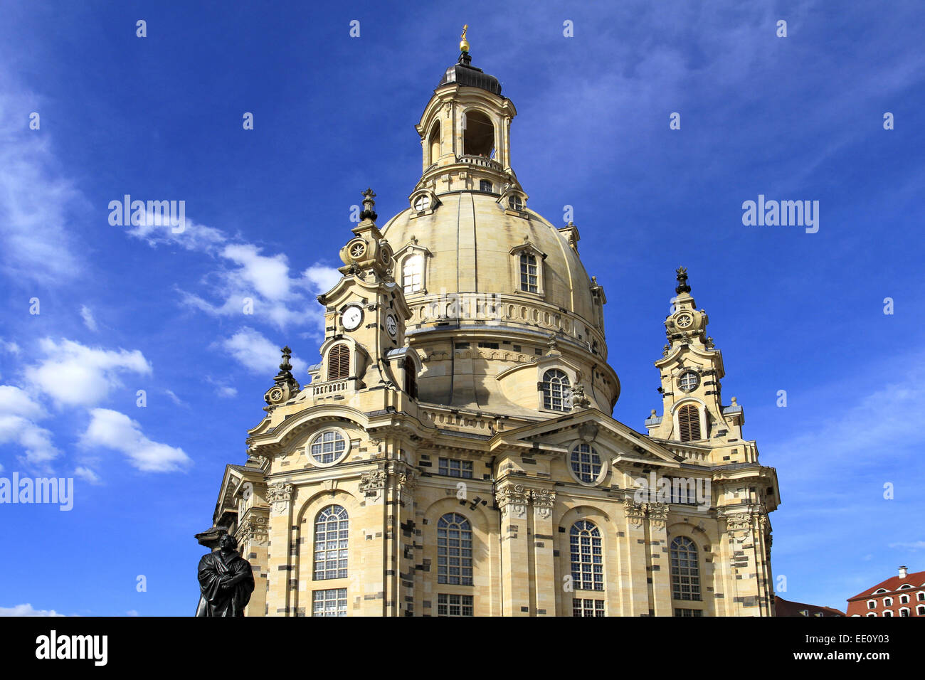 deutschland sachsen dresden altstadt frauenkirche neumarkt stock photo 77467827 alamy. Black Bedroom Furniture Sets. Home Design Ideas