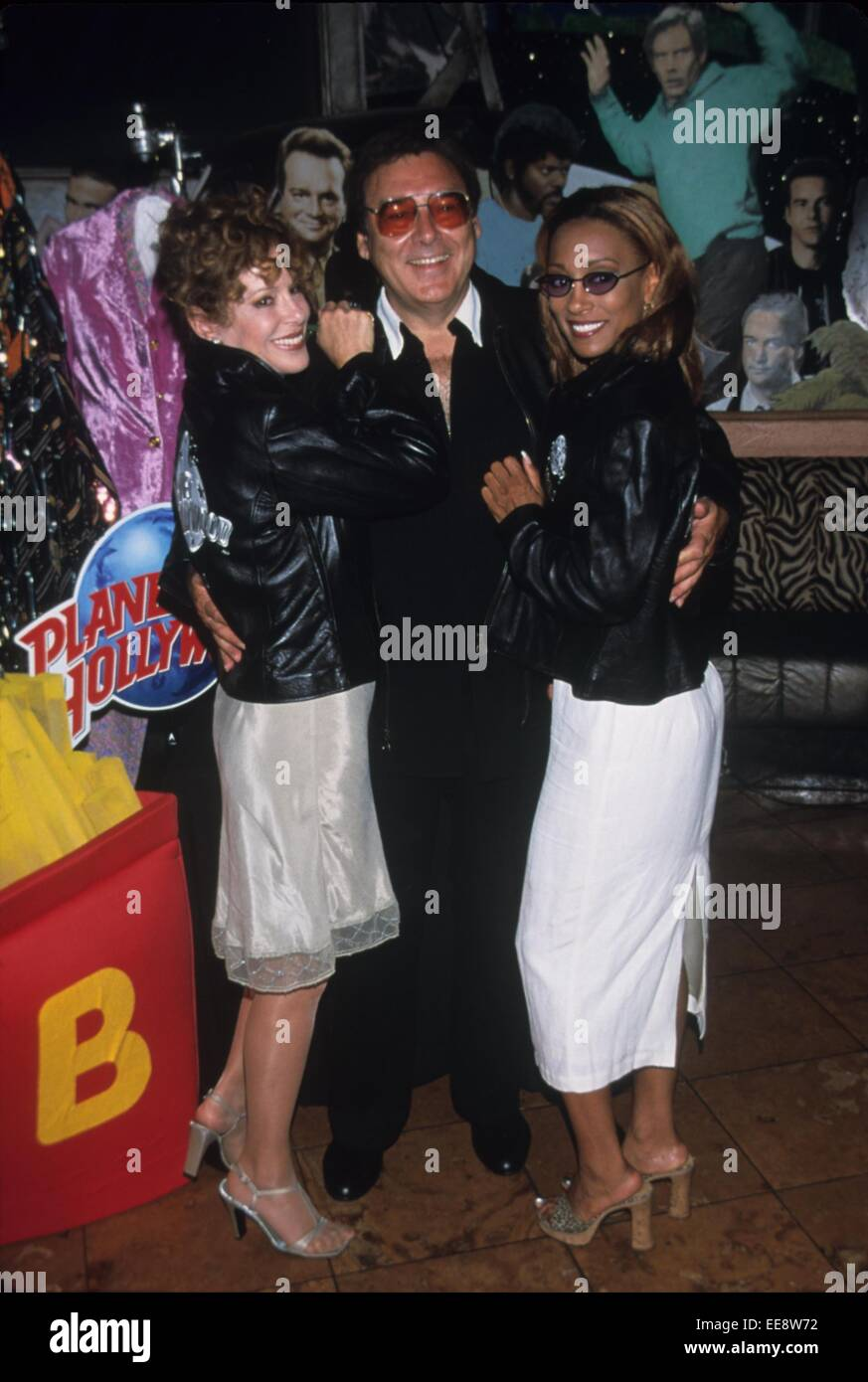 LOUISE SOREL with Joseph Mascola and Tanya Boyd at the ...