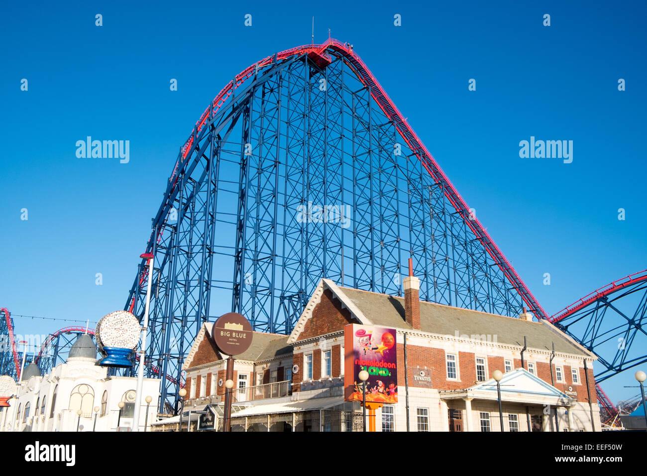 Blackpool Pleasure Beach Visit Blackpool