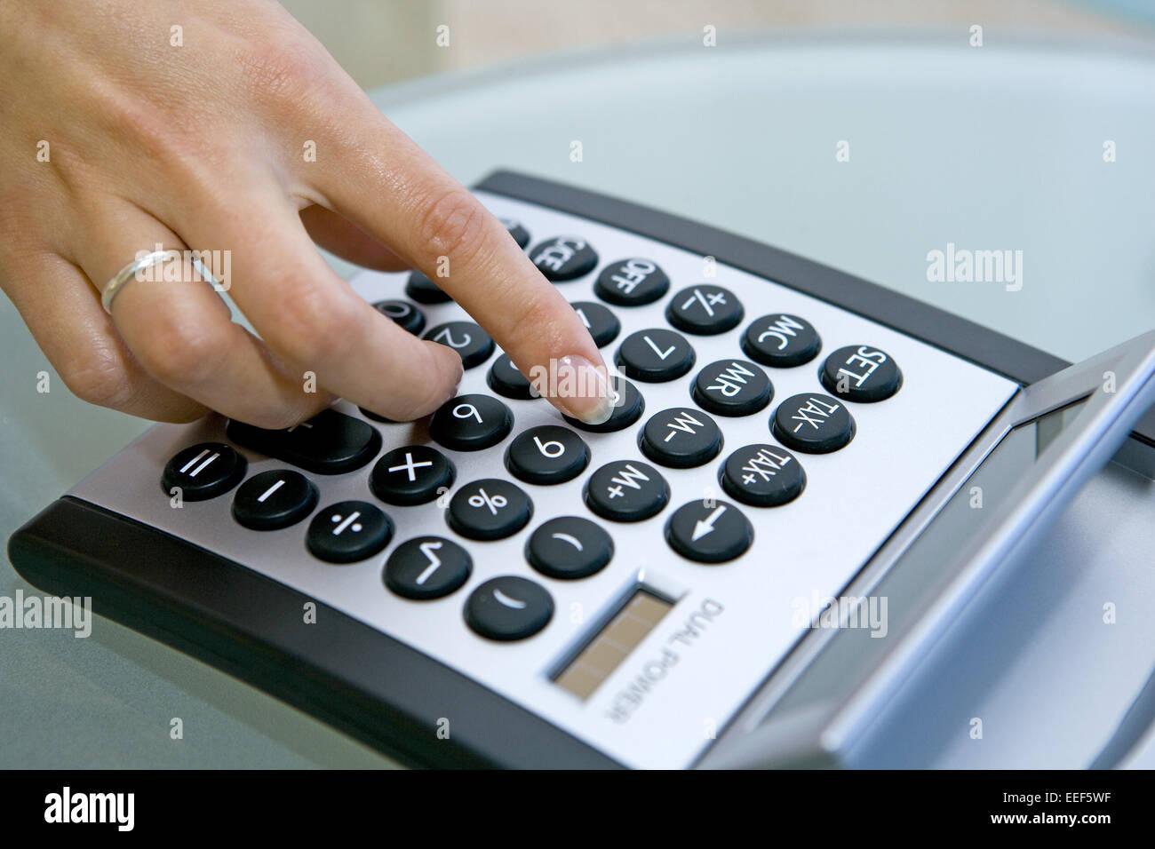 Rechnen Taschenrechner