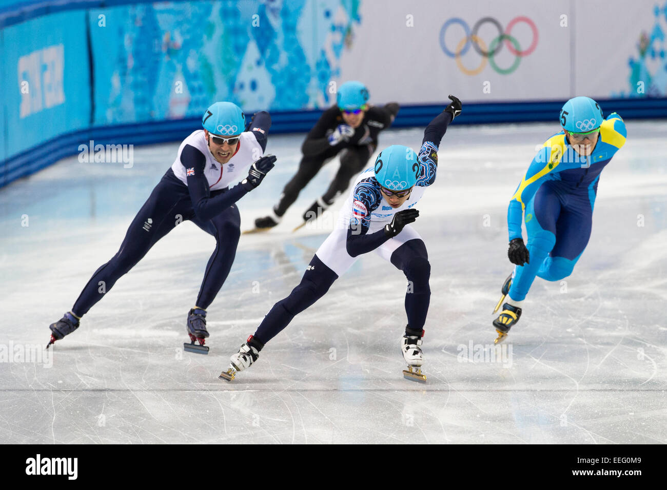 Short Track Speed Skating at the Olympic Winter Games ...