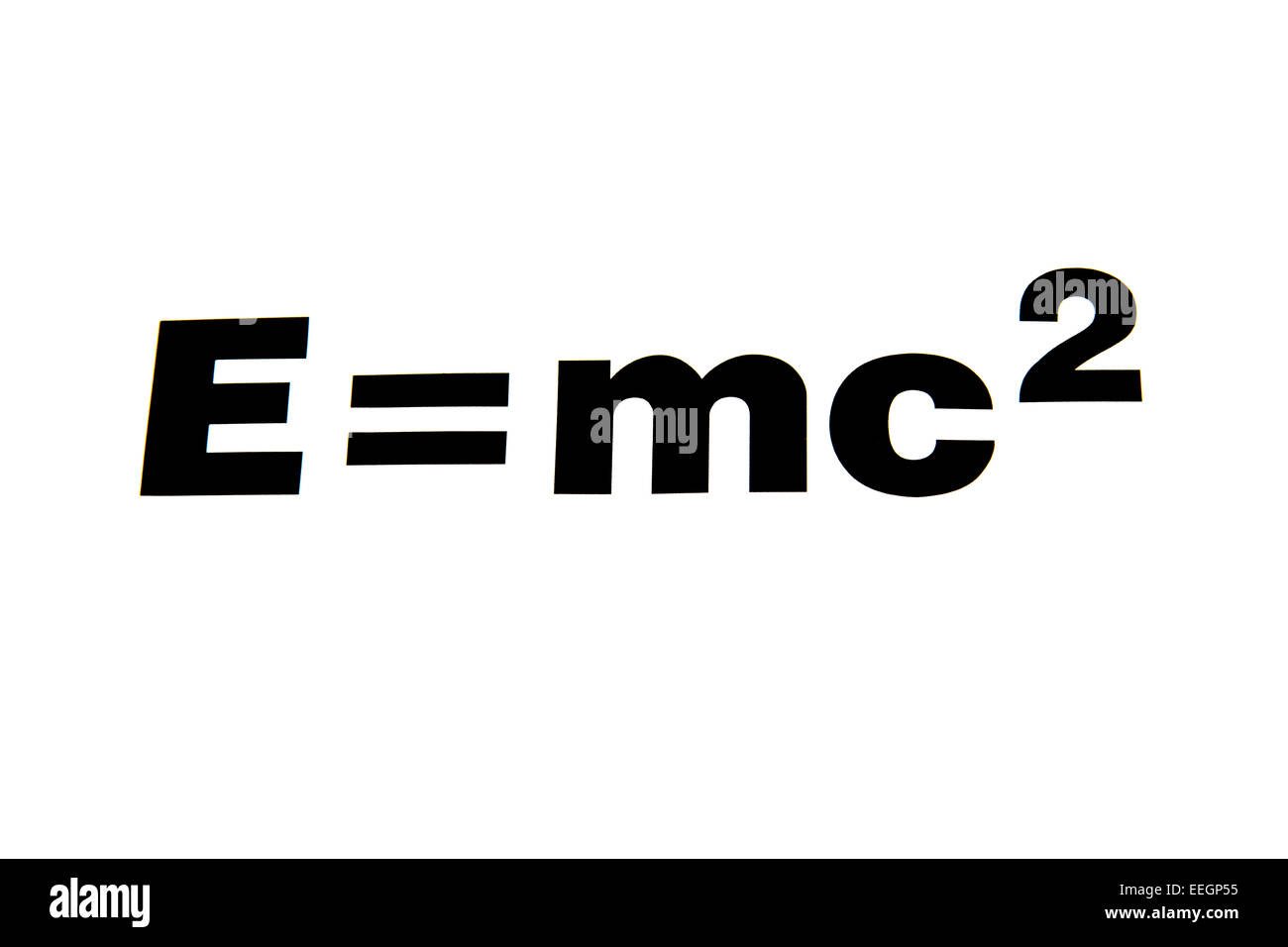 Background image e - Stock Photo E Mc2 E Mc 2 Squared Square Equation Einstein Word Written Print Cut Out Copy Space White Background