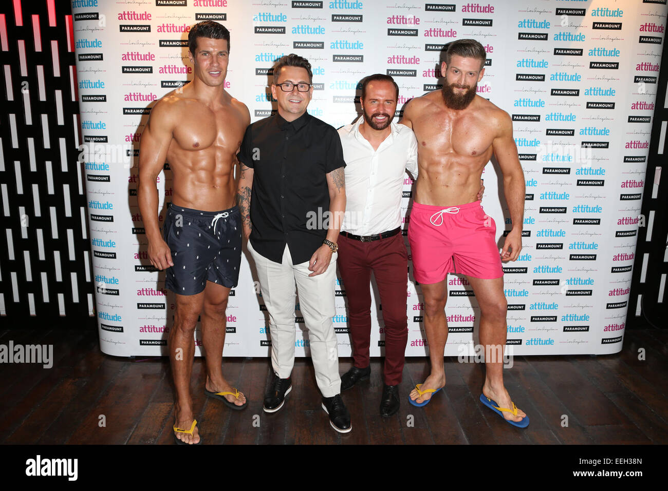 Short gay men