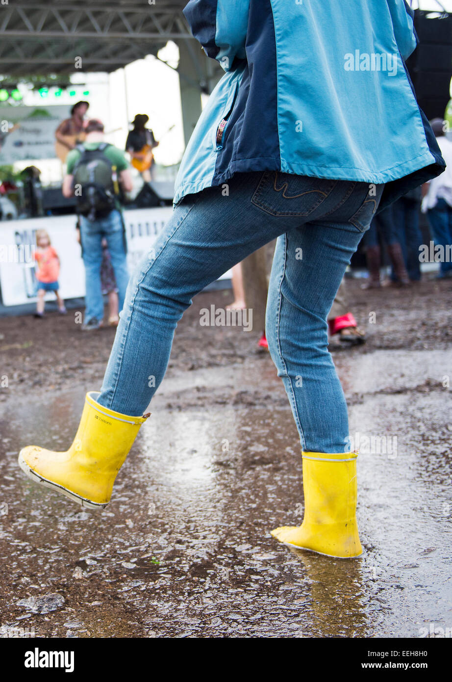 Yellow Rain Boots Stock Photos & Yellow Rain Boots Stock Images ...
