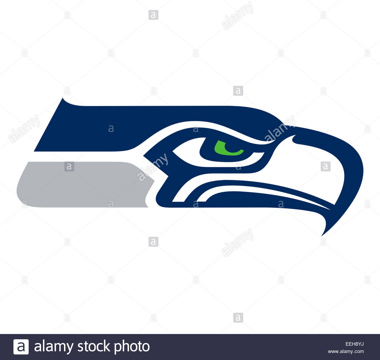 Seattle seahawks logo icon symbol stock photo 77826886 alamy seattle seahawks logo icon symbol biocorpaavc Image collections