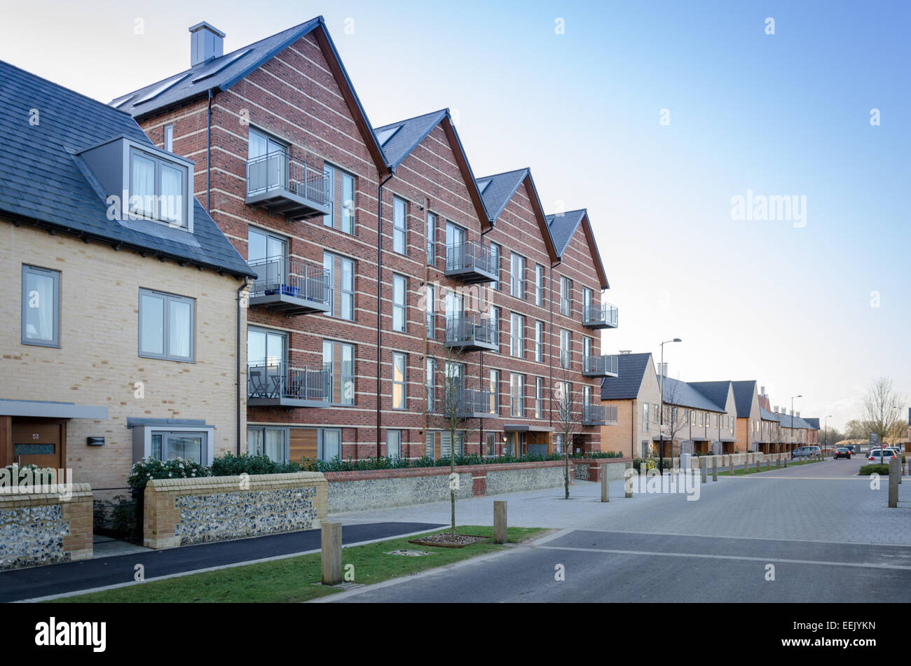 Trumpington meadows new housing development trumpington for New housing developments