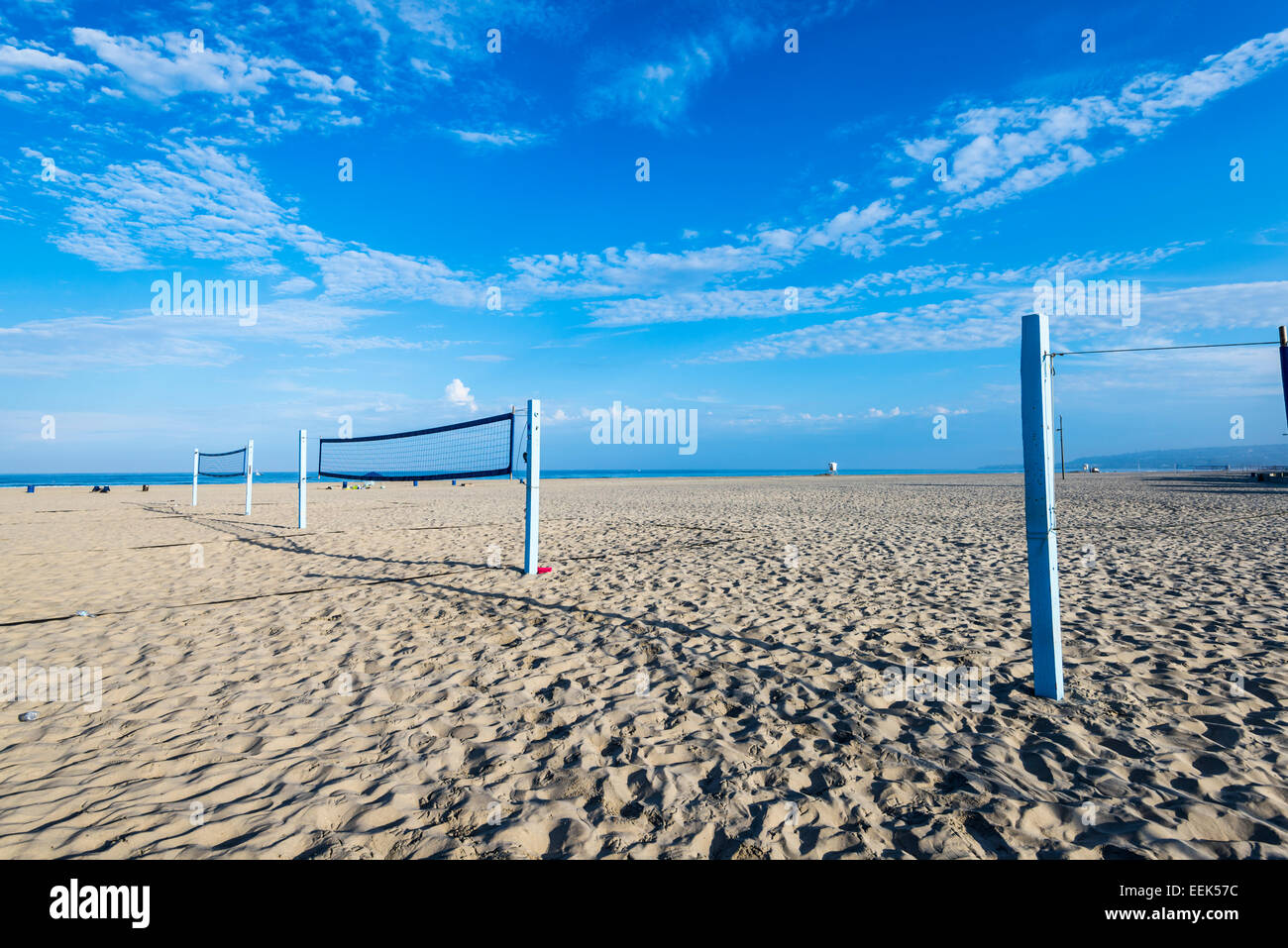 South Mission Beach Volleyball Courts San Diego