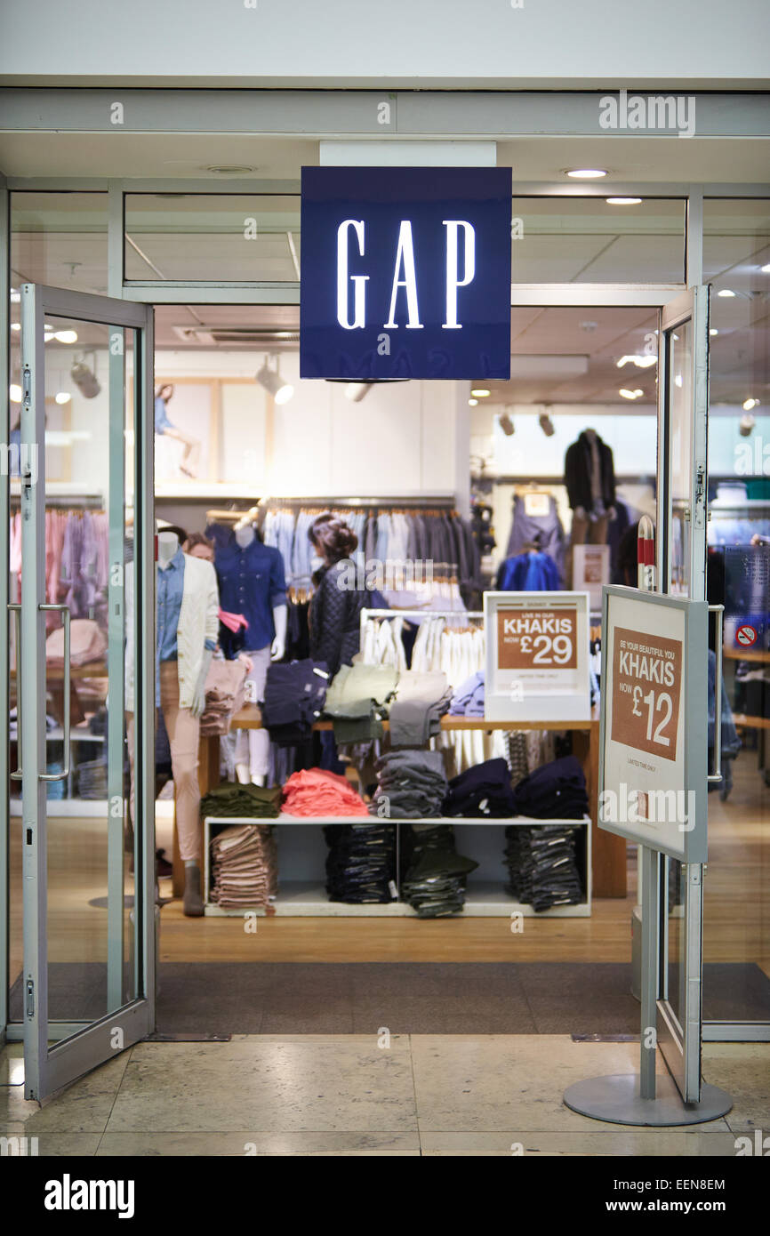 Republic clothing store