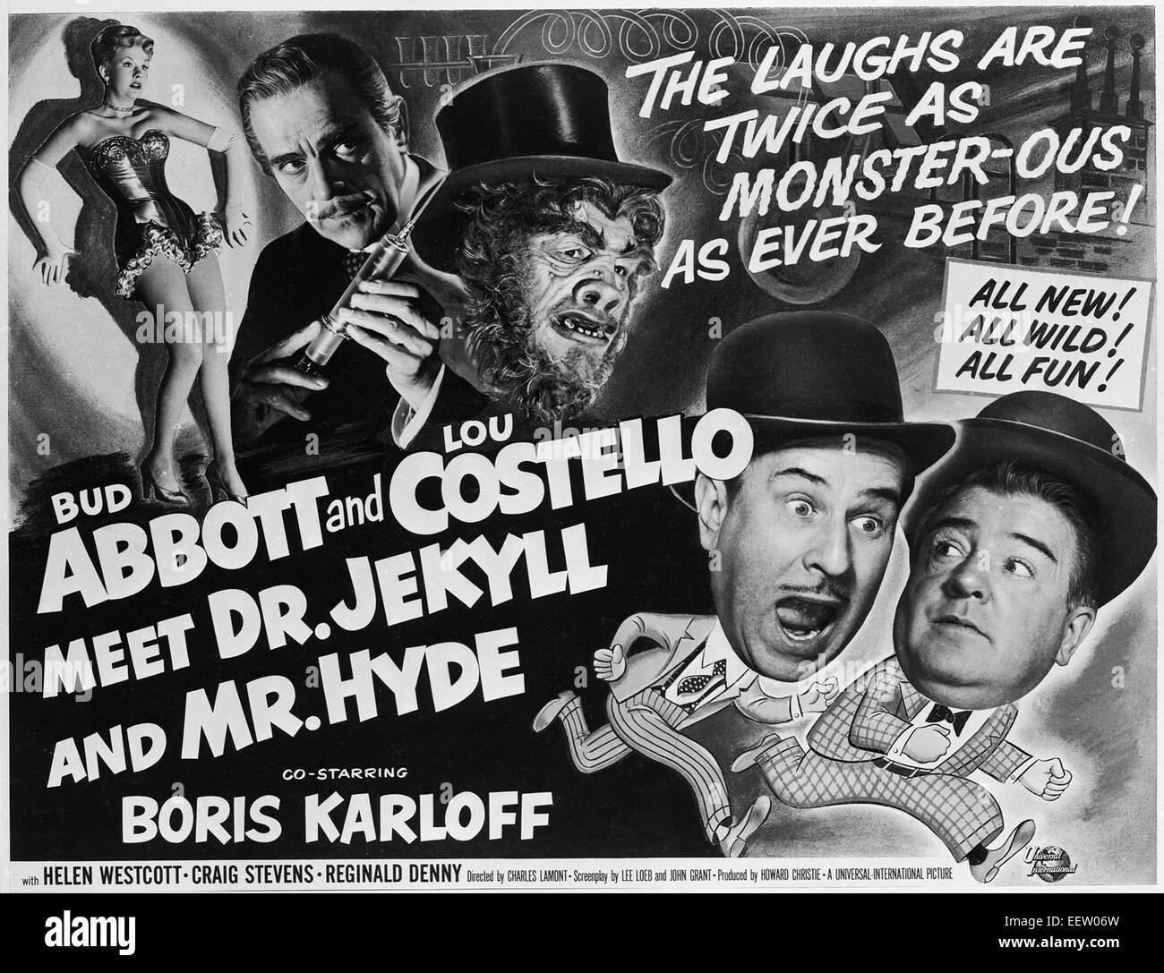 abbott and costello meet dr jekyll and mr hyde movie