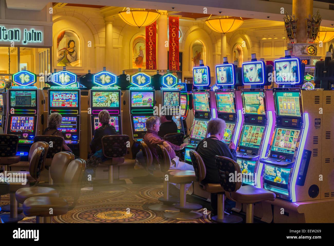 Slot machine vegas trifft