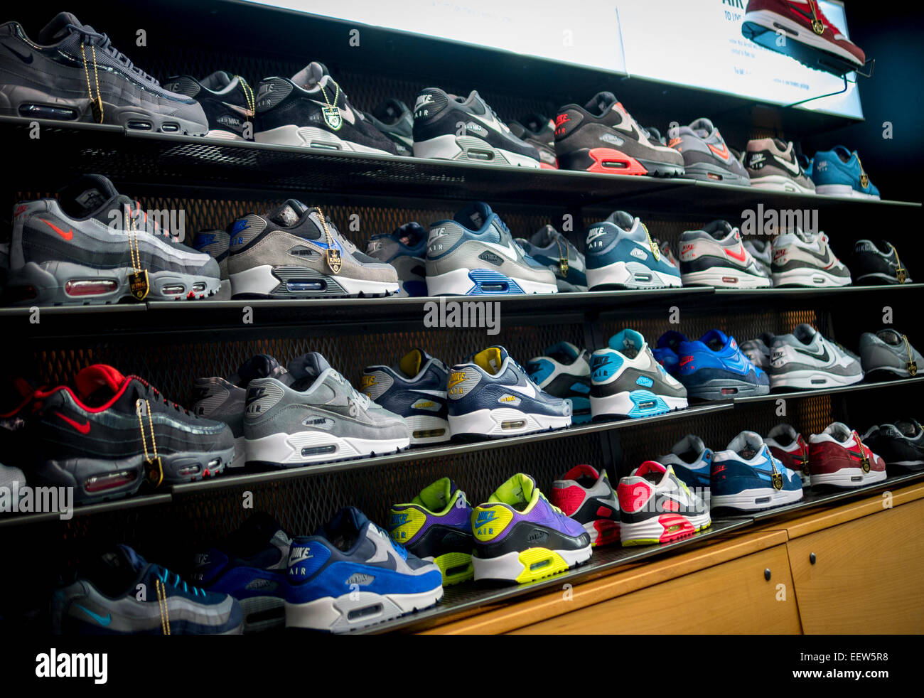 All the latest trainers and sneakers from Offspring, your Sneaker Boutique. Brands includes Vans, Converse, Nike Jordans and many more.