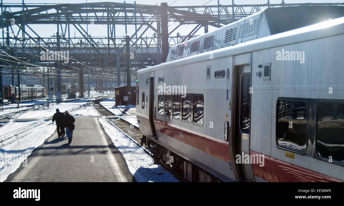 Train Travel From New Haven Ct To New York City