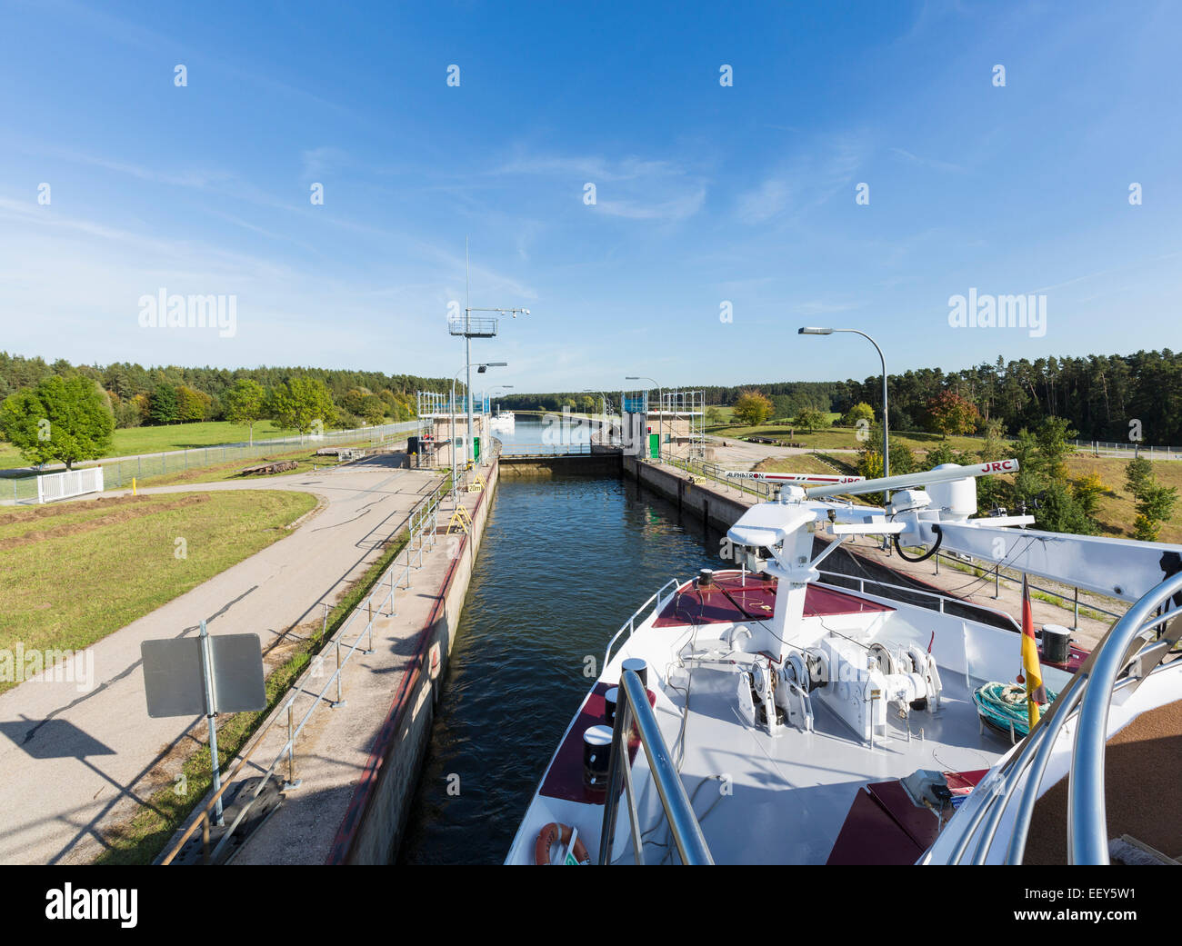Consider, Canal cruise danube was and