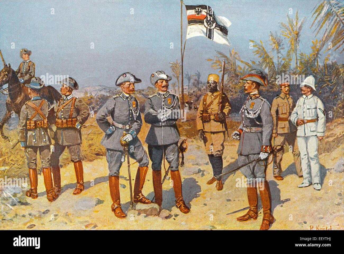 Colonial Soldiers Uniform 9