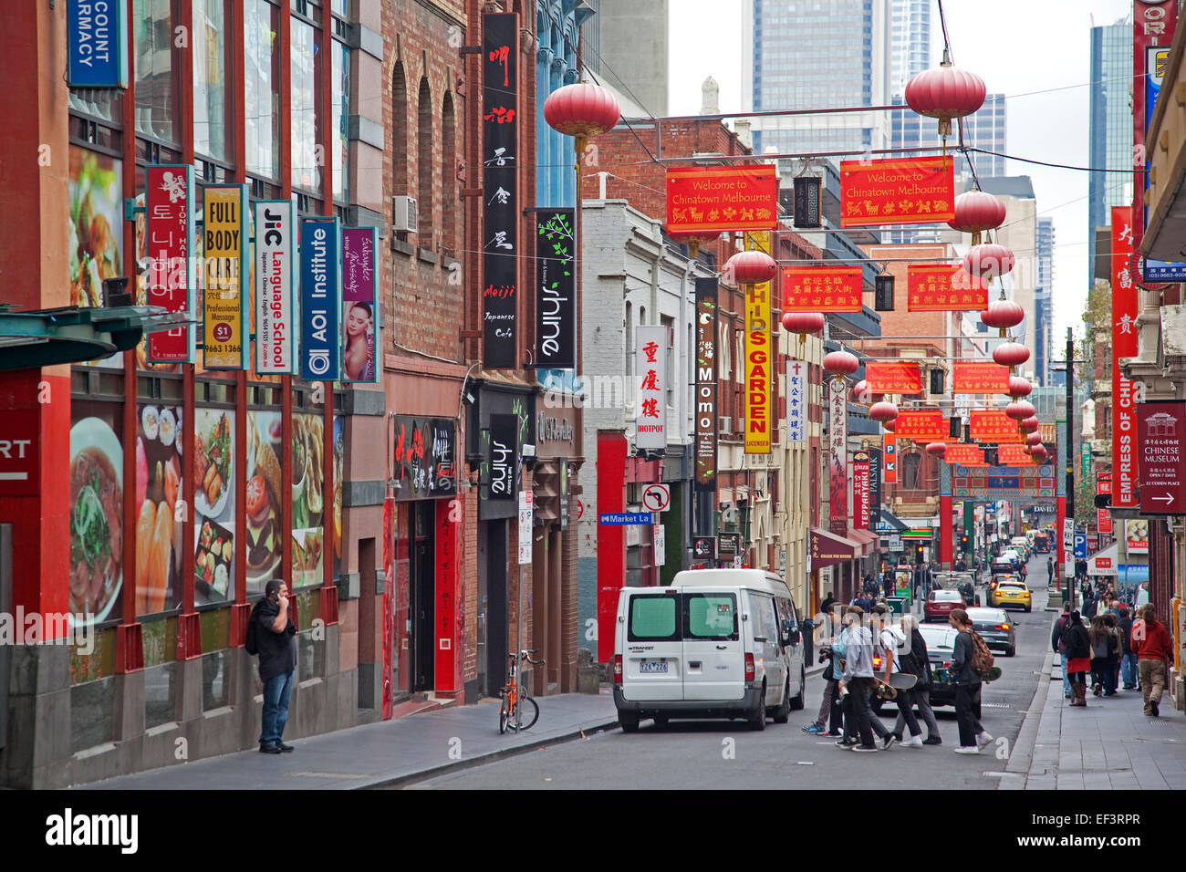 shop signs and restaurants in australia 39 s chinatown in. Black Bedroom Furniture Sets. Home Design Ideas