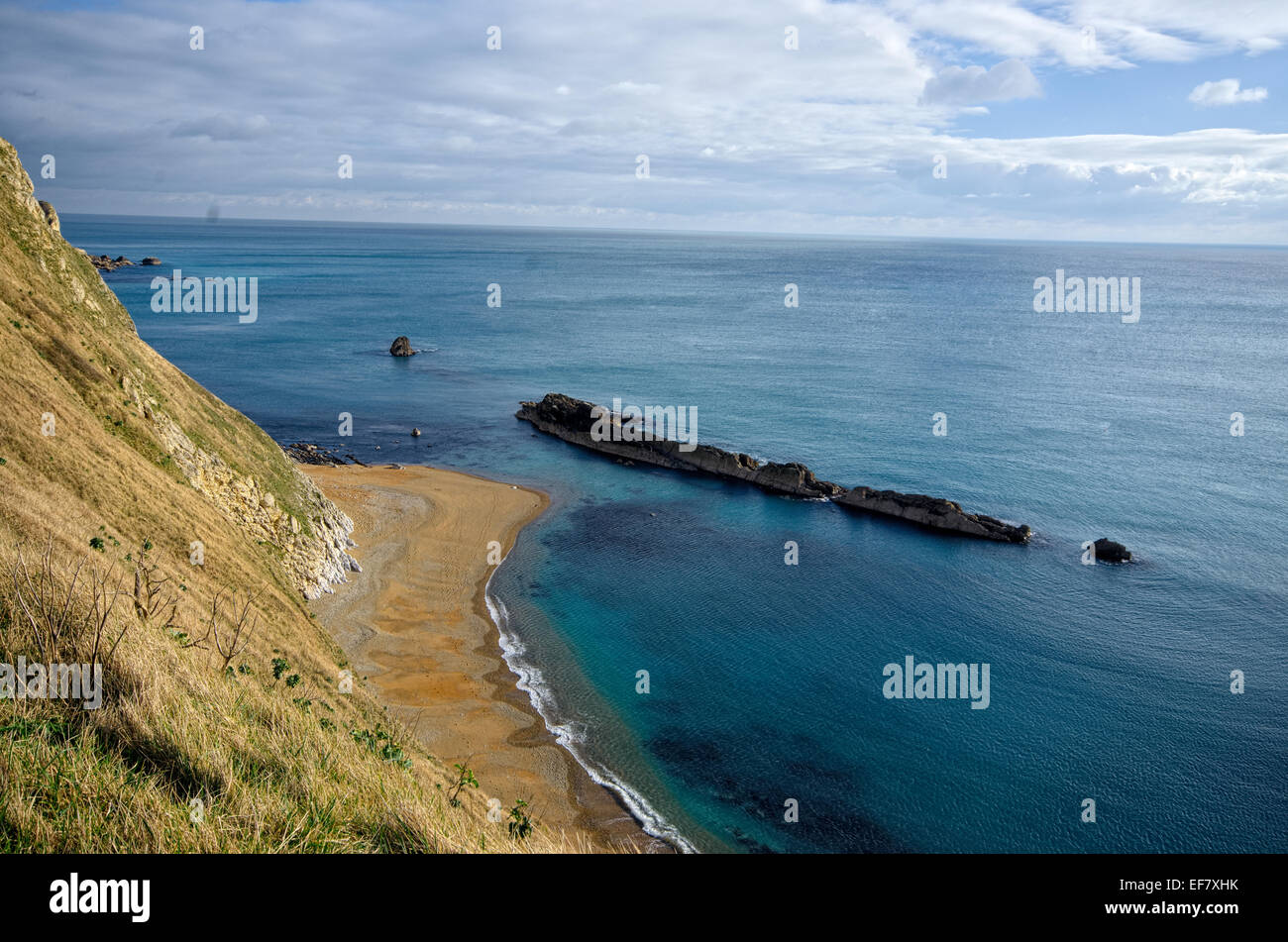Durdle Door Jurassic Coast Dorset & Durdle Door Jurassic Coast Dorset Stock Photo Royalty Free ... pezcame.com