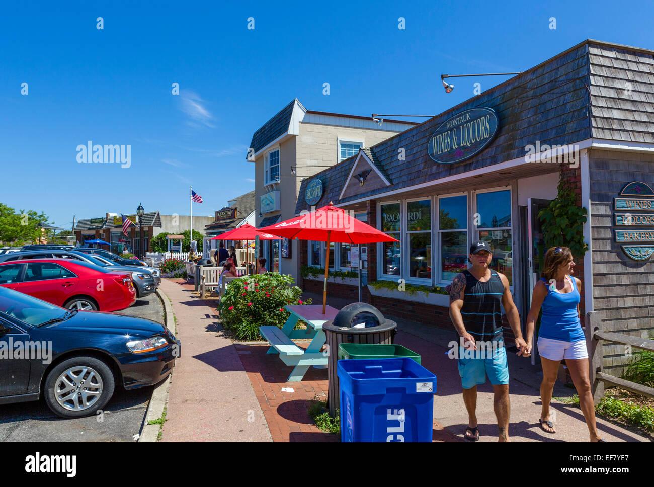 Long Island Resort Town