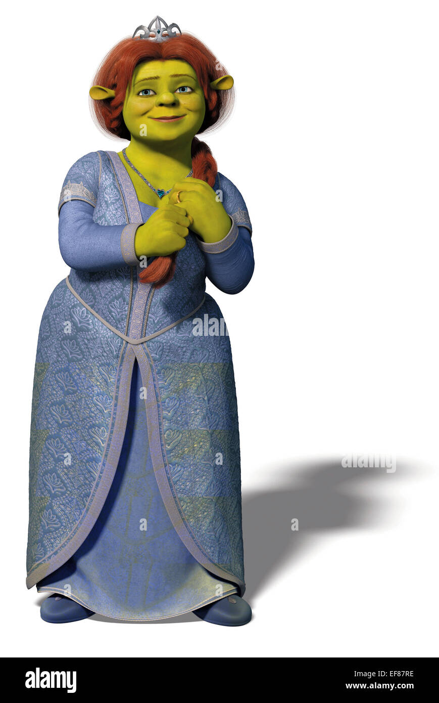 Stock Photo - PRINCESS FIONA SHREK THE THIRD  SHREK 3  2007 Shrek 3 Fiona