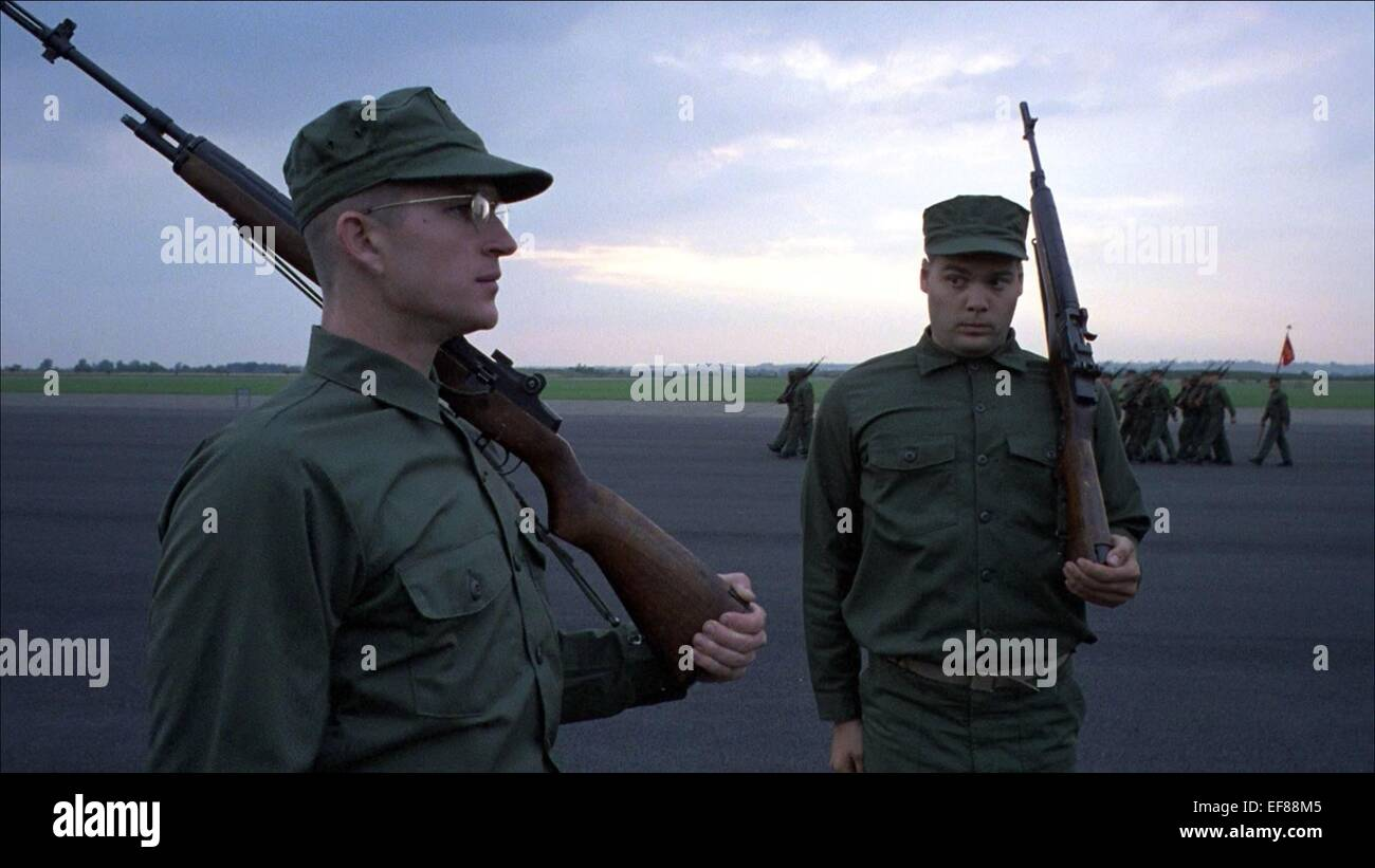 full metal jacket semiotic analysis Full metal jacket (1987) philosophical issues: ethics, personal identity, free will, philosophy of history characters: private joker (matthew modine), animal mother (adam baldwin), private gomer pyle (vincent d'onofrio), gunnery sergeant hartman (r lee ermey), rafterman (kevyn major howard),.