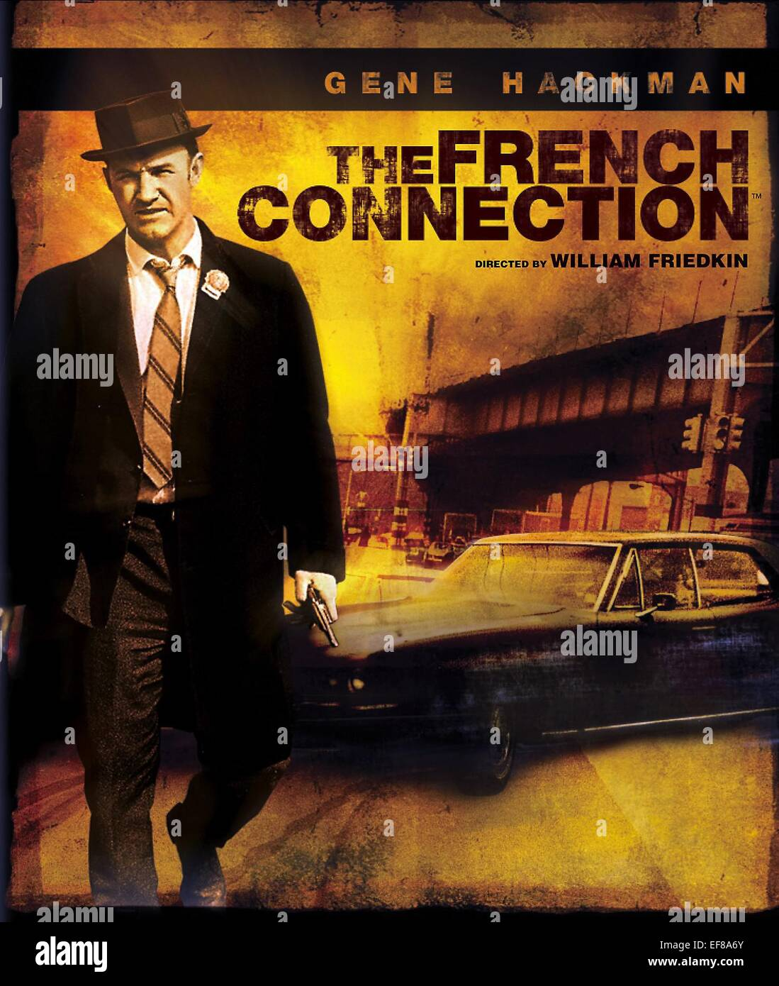 "the french connection William friedkin on how he filmed 'the french connection's' iconic car chase  ""i wouldn't do anything like this today,"" says the oscar."