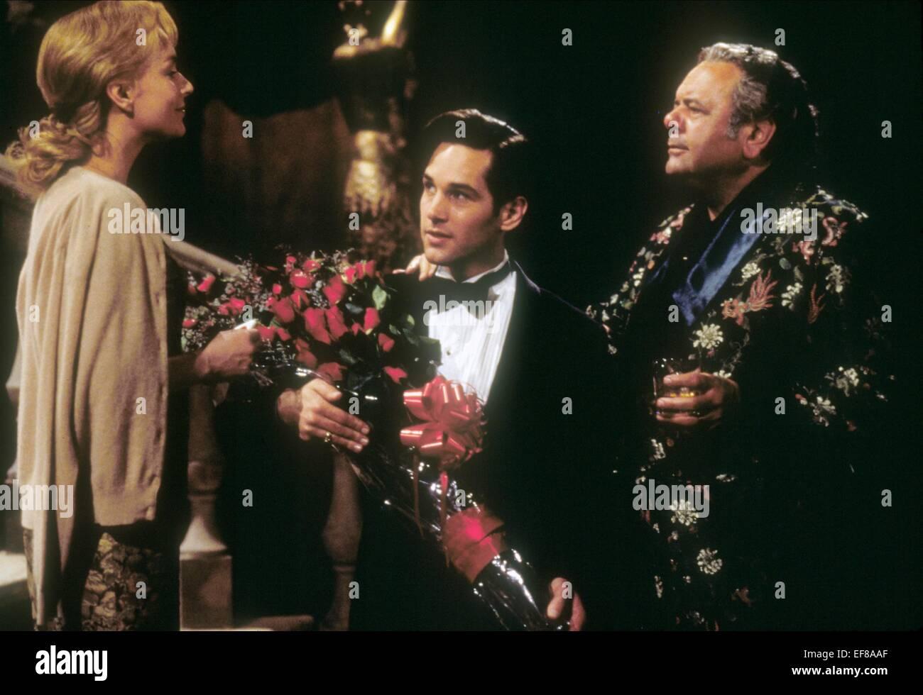 PAUL RUDD & PAUL SORVINO ROMEO + JULIET (1996 Stock Photo ...