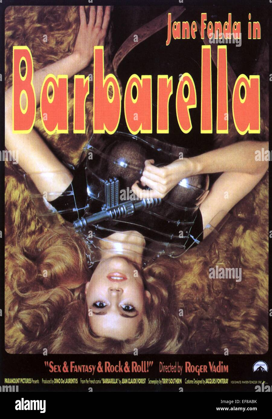 barbarella movie poster - photo #25