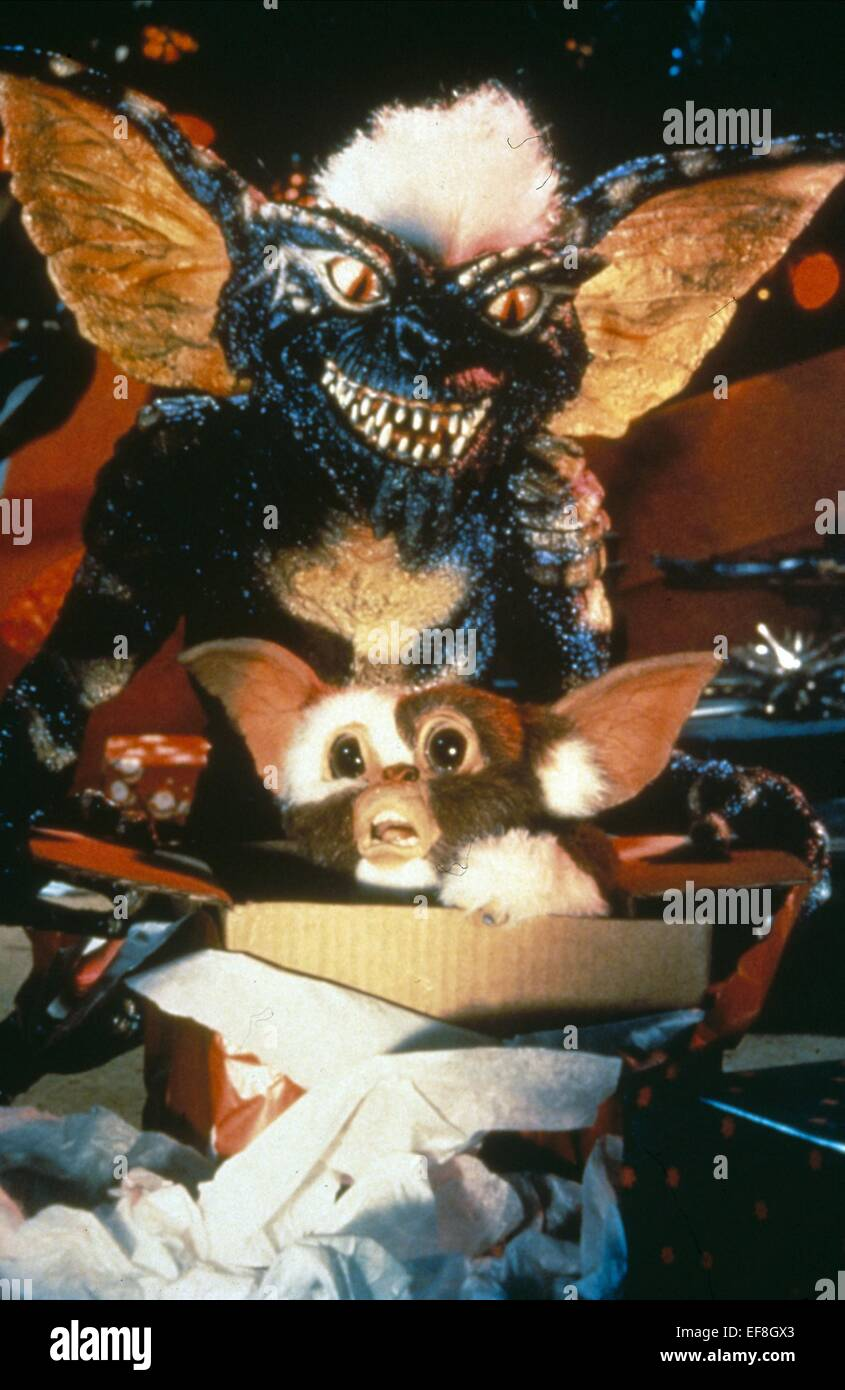 MOHAWK GREMLIN & GIZMO GREMLINS 2: THE NEW BATCH (1990 ...