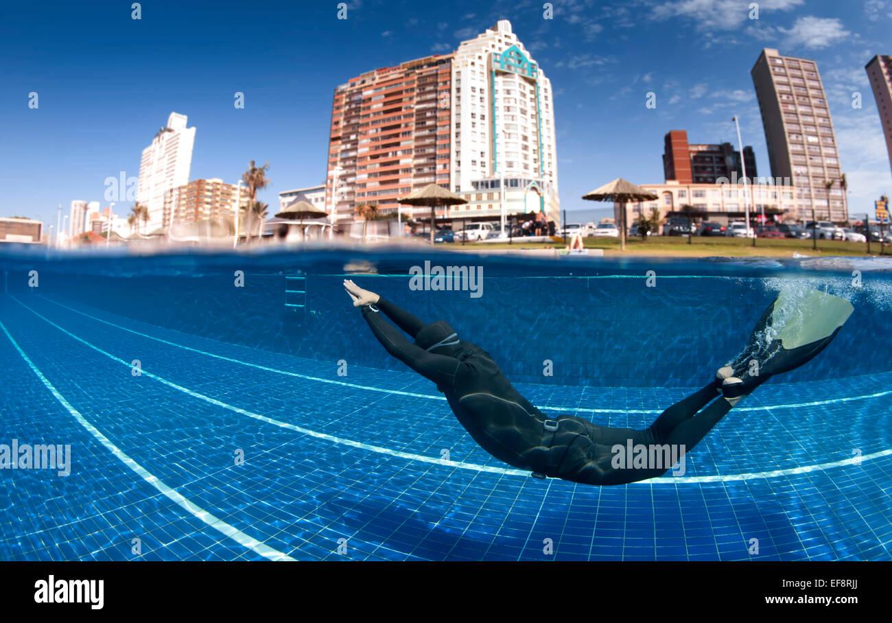 Designs Underwater Hotel Africa