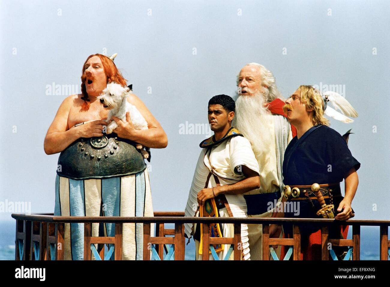 asterix and obelix meet cleopatra 2002 tamil dubbed movie