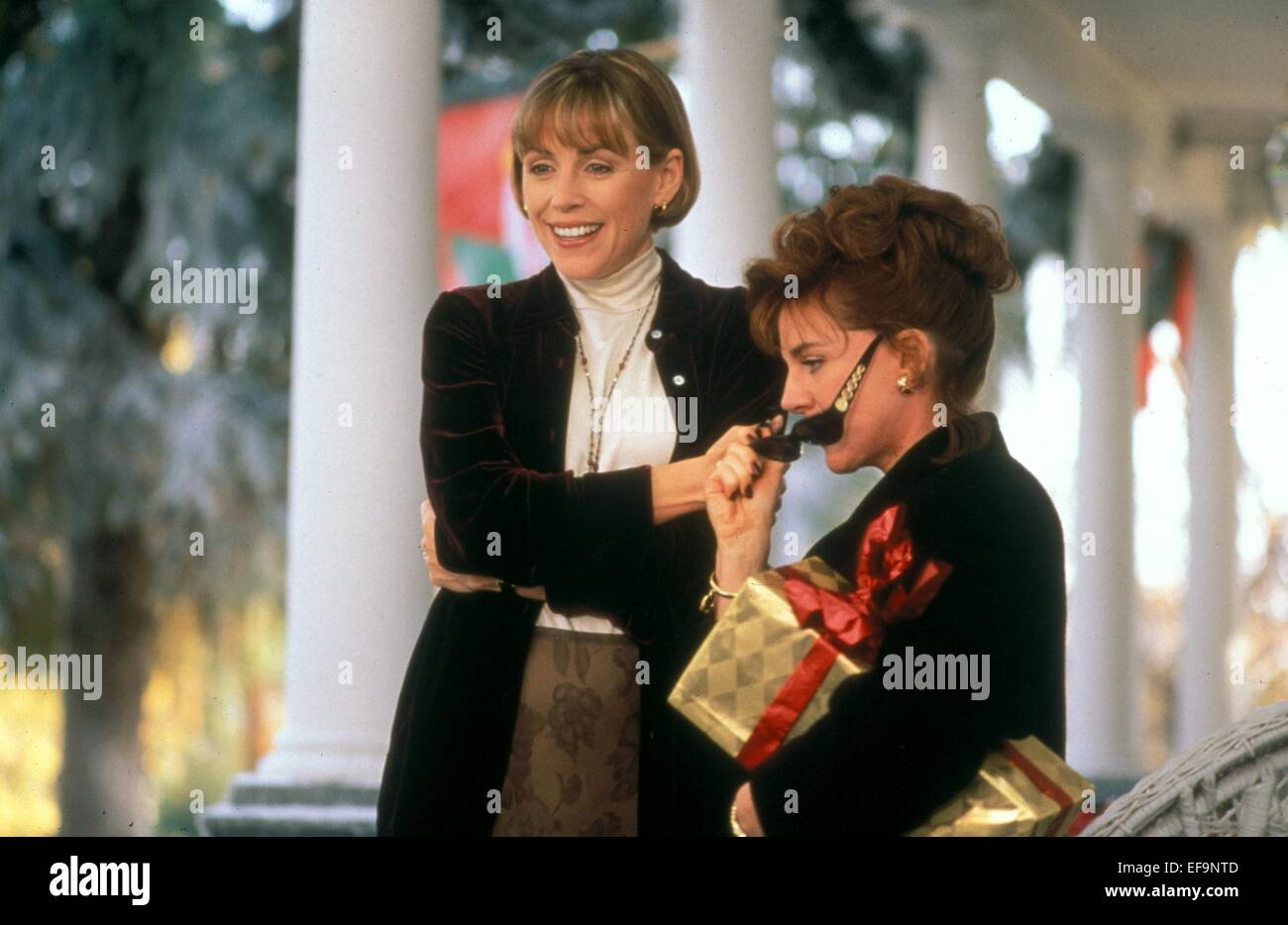 bess armstrong amp robin riker christmas every day 1996