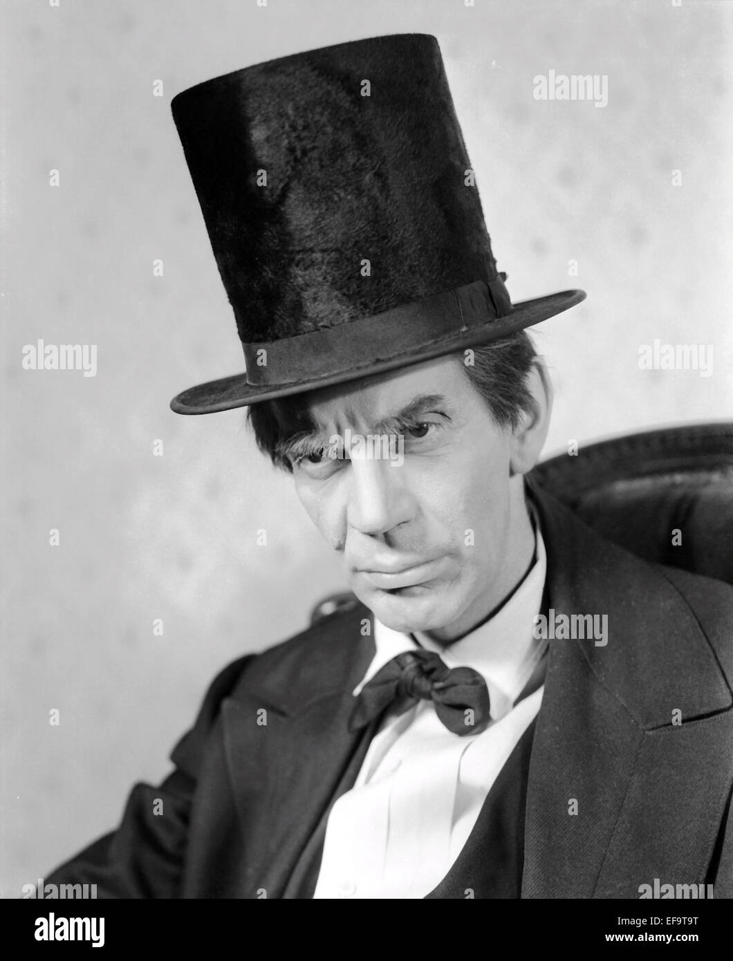 raymond massey tv roles