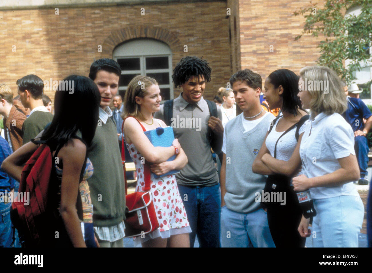 10 Things I Hate About You 1999: LARISA OLEYNIK 10 THINGS I HATE ABOUT YOU (1999 Stock