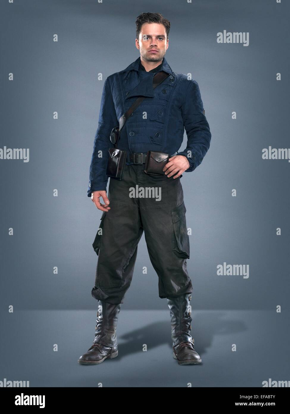 Captain america the first avenger 2011 - Sebastian Stan Captain America The First Avenger 2011