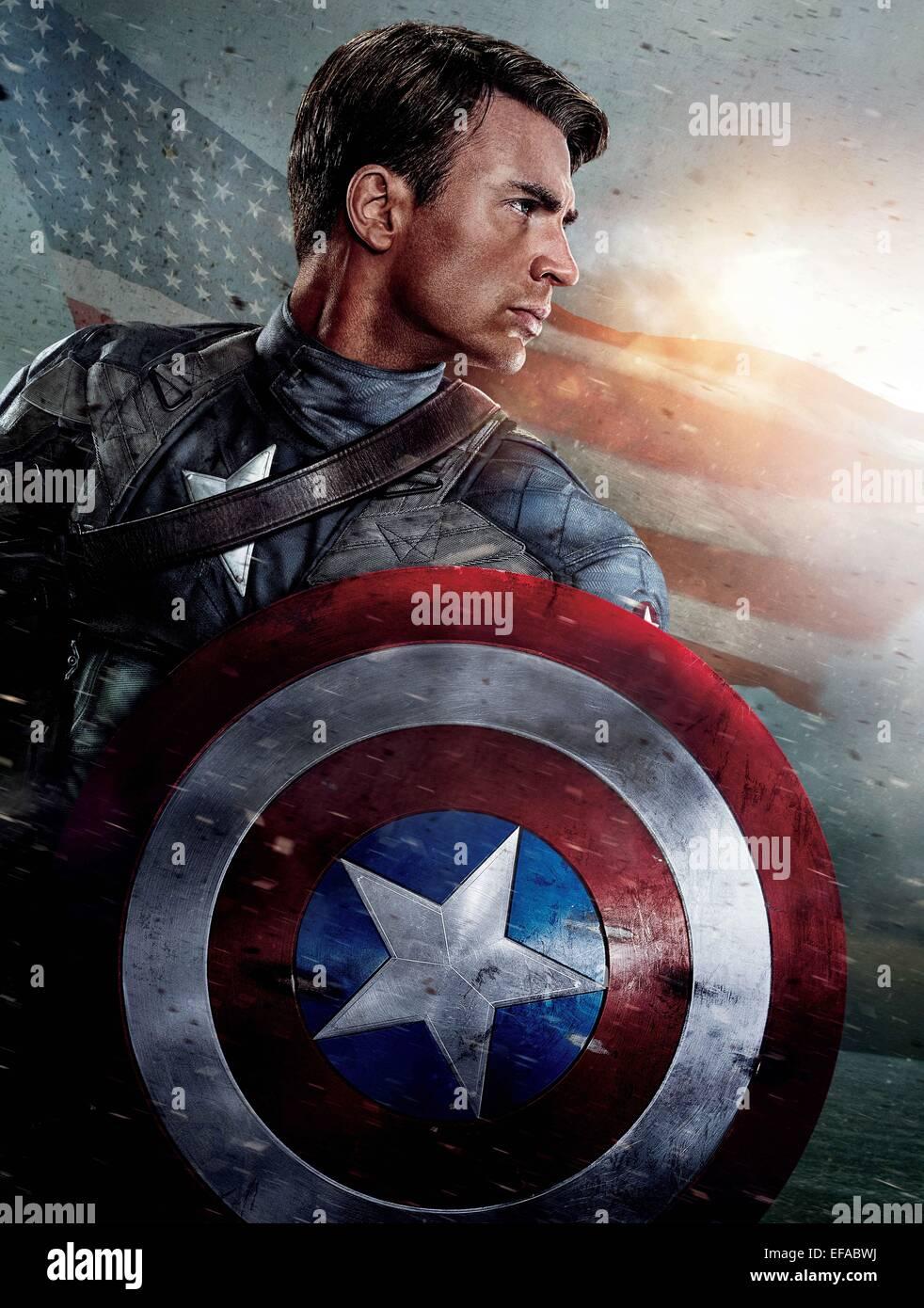 Captain america the first avenger 2011 - Chris Evans Captain America The First Avenger 2011