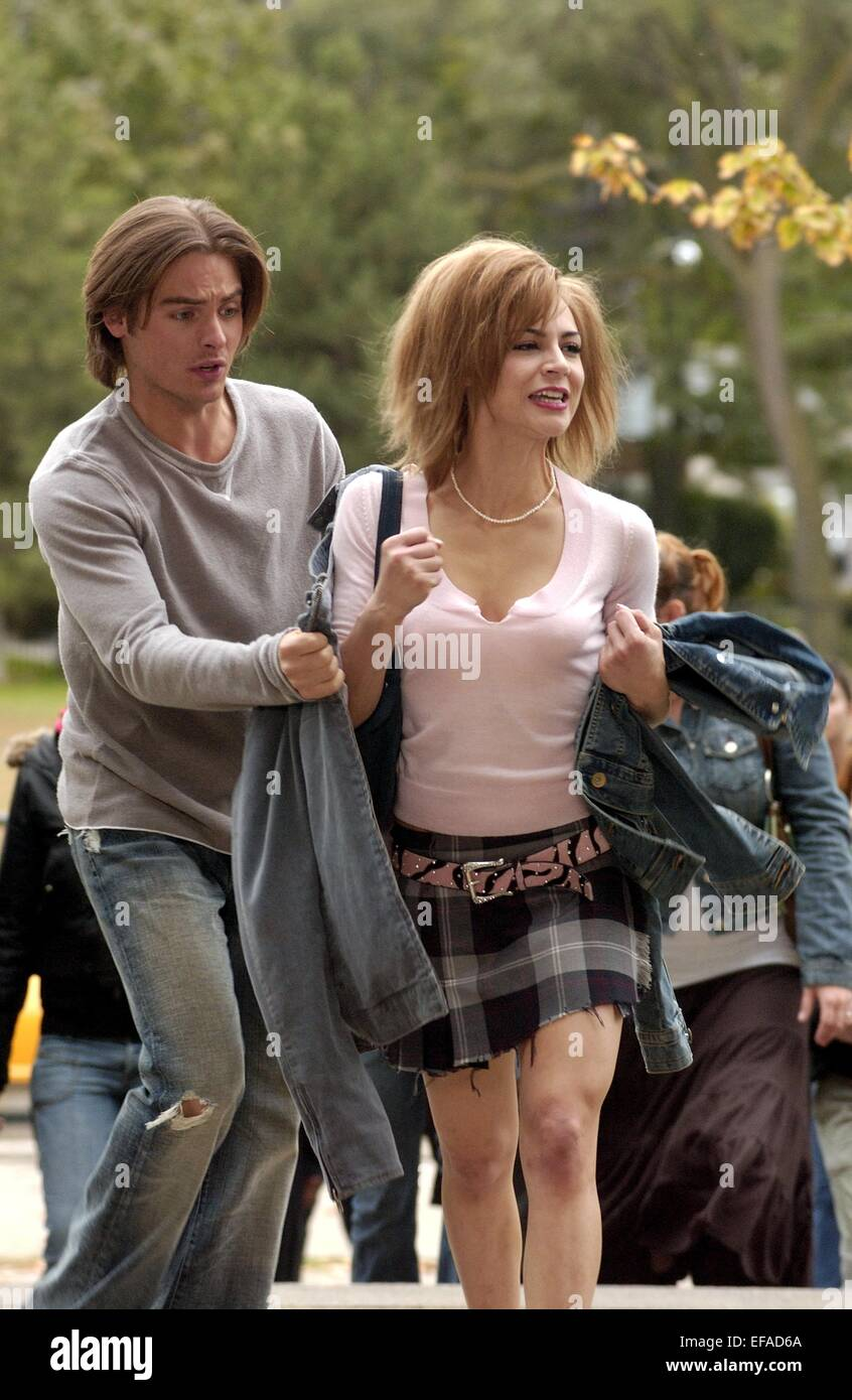 Kevin Zegers And Samaire Armstrong | www.pixshark.com ...