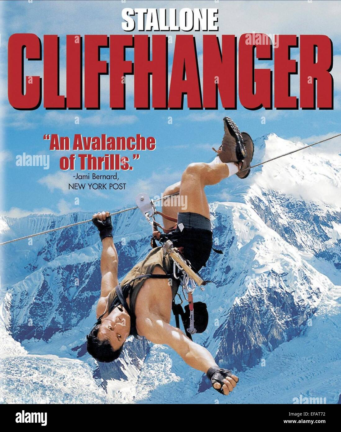 Cliffhanger 1993 BRRip 720p 850MB Dual Audio ( Hindi – English ) AC3 MKV