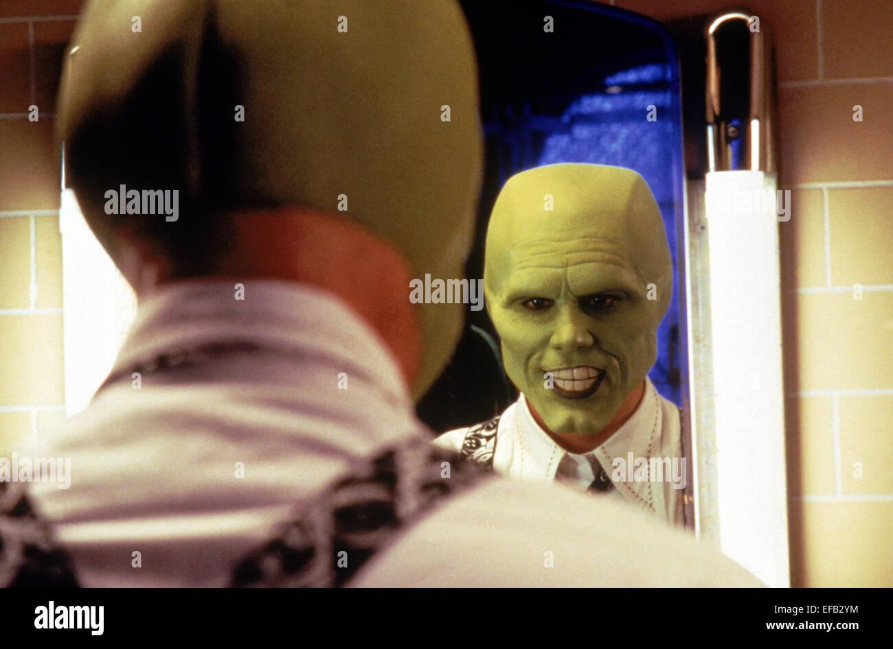 The Mask 1994 Jim Carrey