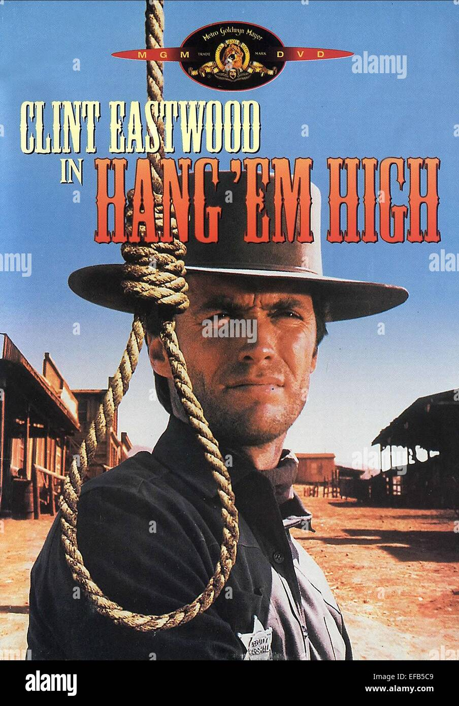 Clint eastwood the hustler poster