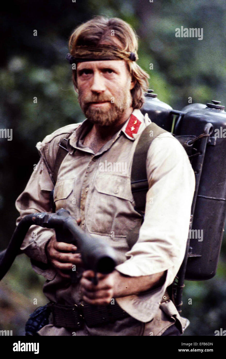 CHUCK NORRIS MISSING IN ACTION 2: THE BEGINNING (1985  Missing In Action Poster