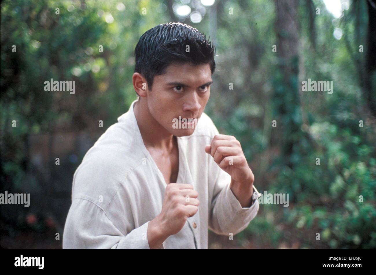 paolo montalban mortal kombat conquest 1998 stock photo