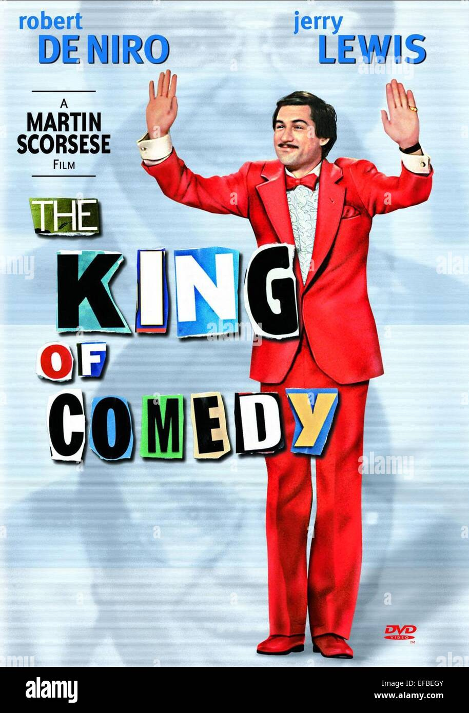 Robert de niro the king of comedy