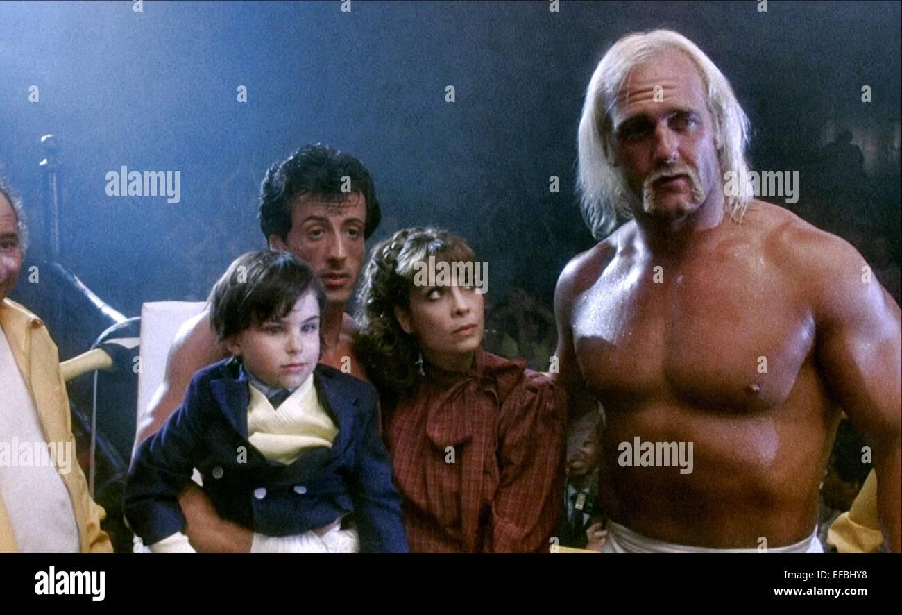 Hulk Hogan En Rocky 3