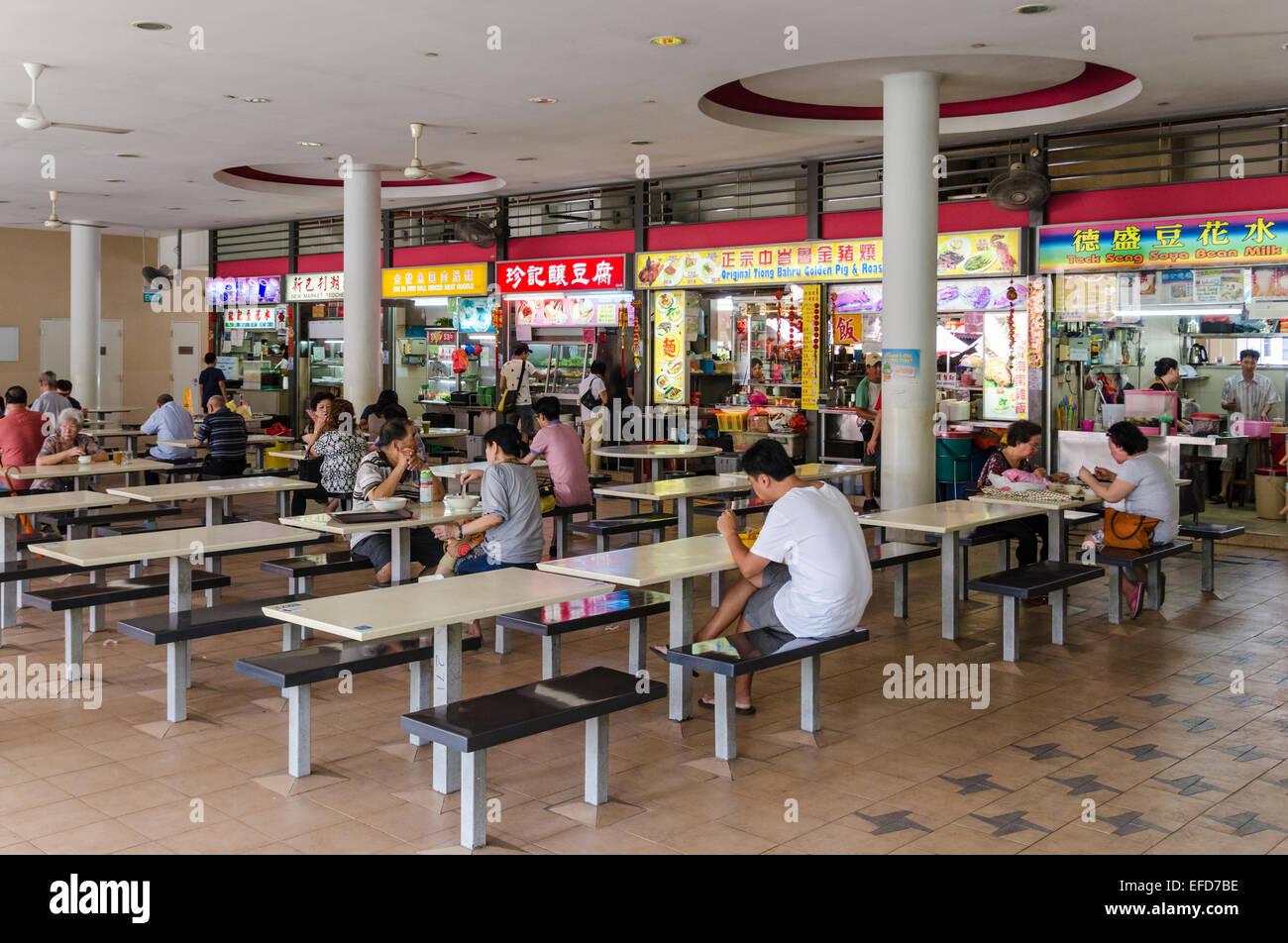 Tiong Bahru Market Food
