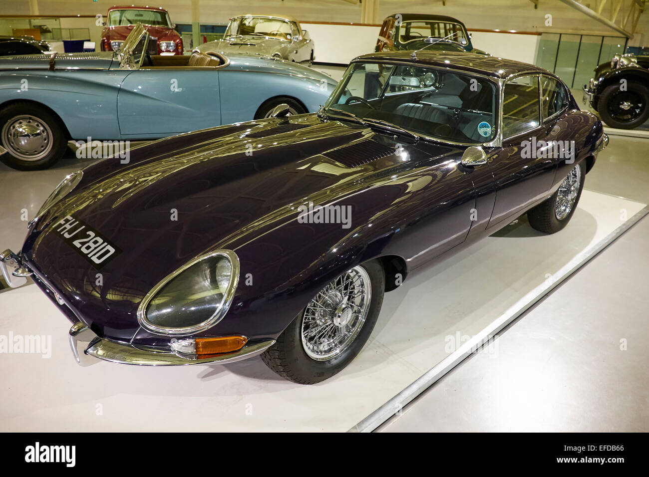 1966 Jaguar E Type Coombs Conversion Heritage Motor Centre