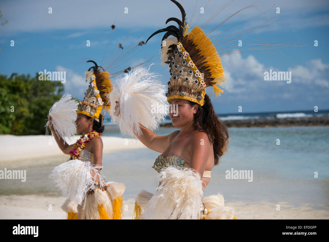 french polynesia women